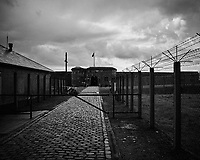 Fort Breendonk National Memorial. WWII Concentration Camp. Image taken with a Nikon 1 V1 camera and 10 mm f/2.8  lens.