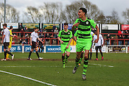 Bromley FC v Forest Green Rovers 280316