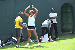March 8, 2019 - Palm Desert, California, Usa - Tennis : BNP Paribas Open 2019 - Noami Osaka - Japon (Credit Image: © Panoramic via ZUMA Press)