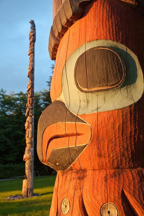 Totem Bight State Historic Park, Ketchikan, Alaska