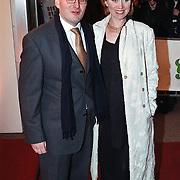 Premiere Wedding Planner Rotterdam, Ariane Spier en haar man