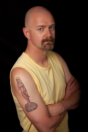 Warren, Tattoo + You, A Photo Story of Body Ink