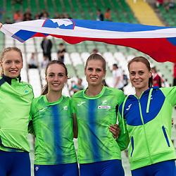 20210621: SLO, Athletics - European Athletics Team Championships Second League, Team Slovenia