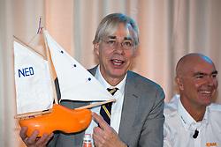 Brunel International N.V. sponsort team in de Volvo Ocean Race 2014- 2015. De Nederlandse oceaanzeiler Bouwe Bekking keert in 2014 voor de zevende maal terug in de Volvo Ocean Race. Nu als schipper van de op dinsdag 3 december in Amsterdam gelanceerde campagne van Brunel. Met zijn zevende deelname zal Bekking het bestaande record van het aantal door dezelfde persoon gevaren edities evenaren.