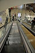 Israel, Haifa, Interior of the Haifa Mall