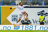 Fotball , 17 Juli , Eliteserien , Kristiansund - Vålerenga , Ghayas Zahid scorer<br /> <br />  , Foto: Marius Simensen, Digitalsport
