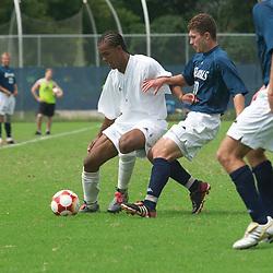 Howard University soccer vs. George Washington, 8/31/2003