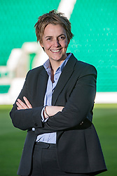 """""""Big Interview"""" with Leeann Dempster at Easter Road"""