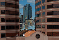 Scripps Building Roebling Bridge Covington Marriott
