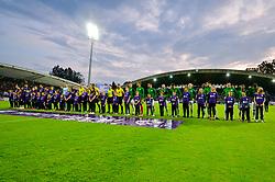 football match between NK Maribor and NK Olimpija Ljubljana in 34th Round of Prva liga Telekom Slovenije 2017/18, on May 19, 2018 in Ljudski vrt, Maribor, Slovenia. Photo by Mario Horvat / Sportida