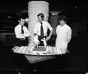 Greshem Hotel, Chef with 'The Bird Flanagan' 07/06/1978