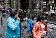 Naples, Decumani area