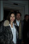 WHITNEY HINTZE; ELLIOT MACDONALD, Julia Peyton-Jones, Hans Ulrich Obrist and Coach host the Serpentine Future Contemporaries Party. Serpentine Sackler Gallery. Kensington Gdns. London. 21 February 2015
