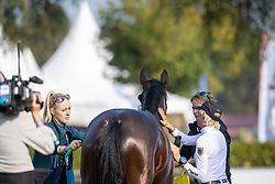 Klimke Ingrid, GER, Equistros Siena Just Do It<br /> CHIO Aachen 2021<br /> © Hippo Foto - Sharon Vandeput<br /> 18/09/21