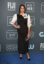 25th Annual Critic's Choice Awards - Los Angeles. 12 Jan 2020 Pictured: Amy Landecker. Photo credit: Jen Lowery / MEGA TheMegaAgency.com +1 888 505 6342