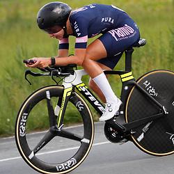 KNOKKE HEIST (BEL) July 10 CYCLING: <br /> 3th Stage Baloise Belgium tour Time Trial: Inge van der Heijden