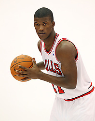 11.12.2011, The Berto Center, Deerfield, USA, NBA, Chicago Bulls Medien Tag, im Bild JIMMY BUTLER CHICAGO BULLS // during Chicago Bulls Media Day at the Berto Center, Deerfield, United Staates on 2011/12/11. EXPA Pictures © 2011, PhotoCredit: EXPA/ Newspix/ Kamil Krzaczynski..***** ATTENTION - for AUT, SLO, CRO, SRB, SUI and SWE only *****
