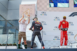July 1, 2018 - Spielberg, Austria - Motorsports: FIA Formula One World Championship 2018, Grand Prix of Austria, .#33 Max Verstappen (NLD, Aston Martin Red Bull Racing), #7 Kimi Raikkonen (FIN, Scuderia Ferrari) (Credit Image: © Hoch Zwei via ZUMA Wire)
