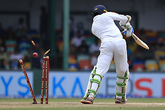 Sri Lanka v India - Cricket, Day 3 5 Aug 2017