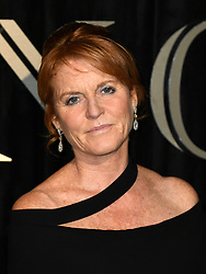 The Duchess of York attending the BFI's Luminous fundraising gala, held at the Guildhall, London. Picture date: Tuesday October 3rd, 2017. Photo credit should read: Doug Peters/EMPICS Entertainment