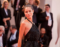 Marica Pellegrinelli  at the premiere gala screening of the film Suspiria at the 75th Venice Film Festival, Sala Grande on Saturday 1st September 2018, Venice Lido, Italy.