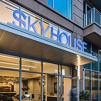 Skyhouse Denver Entrance - Denver, CO