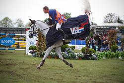 Schroder Gerco (NED) - Eurocommerce New Orleans<br /> Nederlands Kampioenschap Springen CH Mierlo 2010<br /> © Hippo Foto - Leanjo de Koster