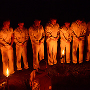CHICOPEE, Mass -- SEPT 12, 2019 -- <br /> Across the U.S. Navy every year, Chief Petty Officers train 1st Class Petty Officers who have been selected for promotion in a summer-long training program. The Final Week, in the week leading up to the pinning ceremony in mid-September, is filled with important training events. <br /> This year, the Greater New England Chiefs Mess met for their first two days of Final Week training at USS Constitution, at Charlestown Navy Yard in Boston and then returned to their primary location at Westover Joint Reserve Base in Chicopee, Massachusetts. Greater New England Chiefs Mess is made up of Reserve Chiefs from seven Navy Reserve Operational Support Centers, all within four hours drive of Boston. <br /> U.S. Navy Photo by Chief Mass Communication Specialist Roger S. Duncan