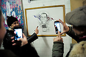 Charlie Hebdo Artists for freedom and against hatred
