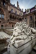 Pałac w Mosznej – zabytkowa rezydencja położona na Opolszczyźnie w miejscowości Moszna.