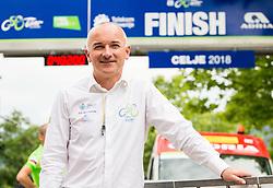 Bogdan Fink of KK Adria Mobil after 3rd Stage of 25th Tour de Slovenie 2018 cycling race between Slovenske Konjice and Celje (175,7 km), on June 15, 2018 in  Slovenia. Photo by Vid Ponikvar / Sportida