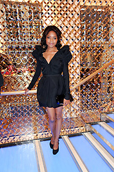 NAOMI HARRIS at a party to celebrate the opening of the Louis Vuitton Bond Street Maison, New Bond Street, London on 25th May 2010.