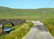 Ballaghisteen Pass near Glencar in County Kerry.<br /> Picture by Don MacMonagle