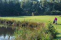 EINDHOVEN   - hole 2 ,  Golfbaan Welschap.   COPYRIGHT KOEN SUYK