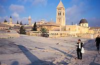 Israel - Jerusalem - Eglise du Redempteur - Quartier chretien