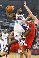 20101101 - Toronto Raptors at Sacramento Kings (NBA Basketball)