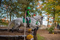 De Ridder Eline, BEL, Joe de la Grivardry<br /> LRV Ponie cross - Zoersel 2018<br /> © Hippo Foto - Dirk Caremans<br /> 28/10/2018