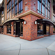 1600 H Street Lofts and Retail Space in Midtown Sacramento Retail Infrastructure- Architectural Photography Example of Chip Allen's work.