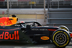 February 19, 2019 - Barcelona, Spain - French driver Pierre Gasly of Austrian Anglo team Aston Martin Red Bull Racing driving his single-seater RB15 during Barcelona winter test in Catalunya Circuit in Montmel?, Spain, on February 19, 2019. (Credit Image: © Andrea Diodato/NurPhoto via ZUMA Press)