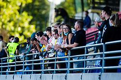 during football match between NK Bravo and NK Koper in 4th Round of Prva liga Telekom Slovenije 2020/21, on September 19, 2020 in Sport park ZAK, Ljubljana, Slovenia. Photo by Grega Valancic / Sportida