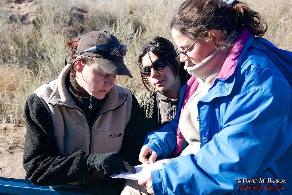 Claudia, Miriam & Estela