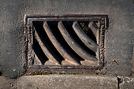 Maintenance Hole- and Drain Covers of Wirral by Colin McPherson, 2020-21.<br /> <br /> A gully cover manufactured by Ham, Baker and Co Ltd. of Westminster, London. The company was founded in 1893 by Frederic George Sison Ham and is still in operation today from its base in Stoke-on-Trent.