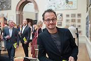 JONATHAN YEO, The private view for the RA summer exhibition party. Royal Academy, Piccadilly. London. 5 June 2013.