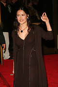 Salma Hayek.The Recruit Premiere.Arclight's Cinerama Dome.Tuesday, January 28, 2003 .Los Angeles, CA, USA.Photo By Celebrityvibe.com/Photovibe.com..