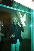 SIR BOB GELDOF, Damien Hirst, Tate Modern: dinner. 2 April 2012.
