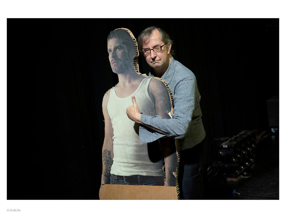 caligula (rehearsal), guy cassiers