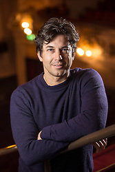 """Adam Garcia, speaks to Matt at The Usher Hall, Edinburgh. He is starring in the forthcoming production of """"Tonight from the West End' on 25/4/2015."""