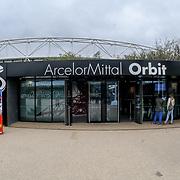 ArcelorMittal Orbit at Queen Elizabeth Olympic Park, London, UK 11 September 2018.