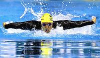 Svømming<br /> VM 2003 Barcelona<br /> Ian Thorpe - Australia<br /> Foto: Dominic Ebenbichler, Digitalsport<br /> <br /> NORWAY ONLY