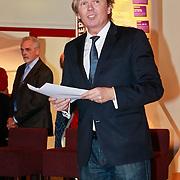 NLD/Amsterdam/20110221 - Boekpresentatie De Sportcanon, Tom Egbers